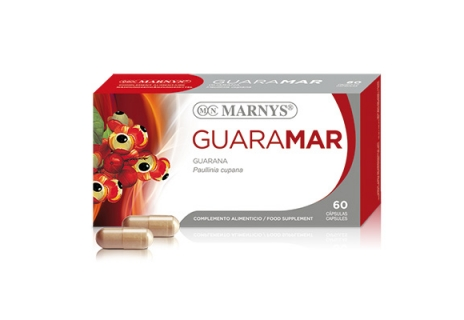Marnys Guarana 60 tbl.