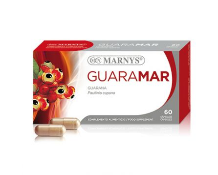 Marnys Guarana 60 tbl.