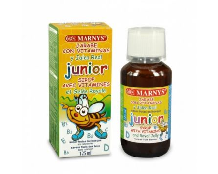 Junior Sirup 125ml