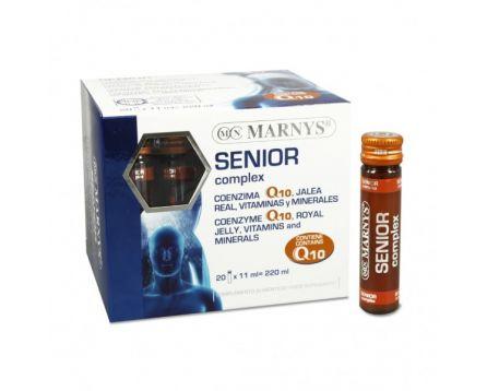 Marnys Senior complex + koenzym Q10 220 ml