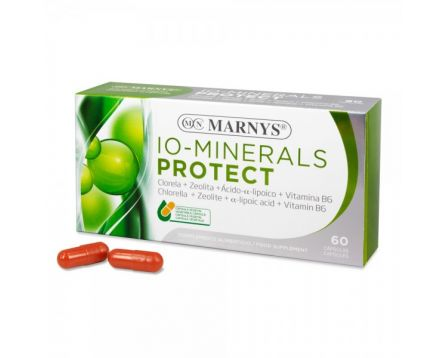 Marnys IO  Minerals Protect 60 kapslí