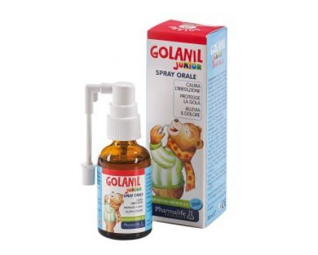 Olimpex trading Golanil Junior spray 30 ml