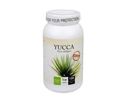 Natural Medicaments Yucca Premium 120 cps.