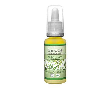 Saloos pleťový olej Meduňka 20 ml