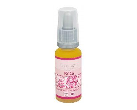 Saloos pleťový olej Růže 20 ml