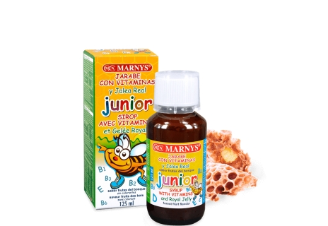 Marnys Junior sirup 125 ml