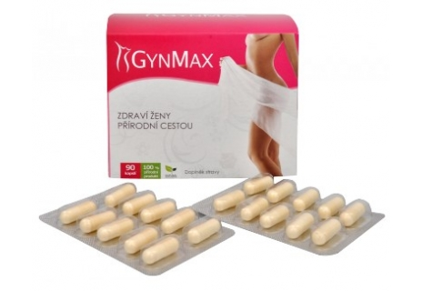 GynMax 90 kapslí