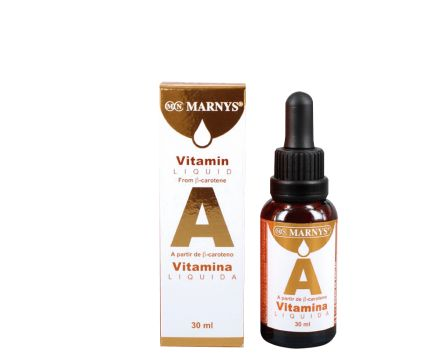 Marnys Tekutý vitamin A 30 ml