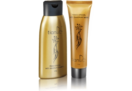 TianDe Sada s extraktem ženšenu - šampón + balzám