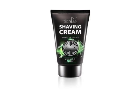 TianDe Krém na holení pro muže