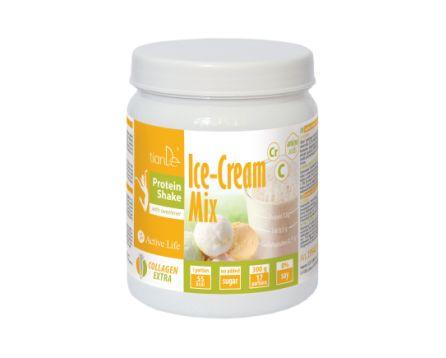 Tian De Zmrzlinový proteinový koktejl-mix se sladidlem