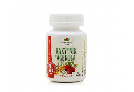 Rakytník+Acerola 60 kapslí