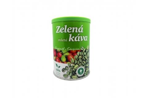 Zelená káva - Green Coffee 100% přírodní, 230g Kávoviny