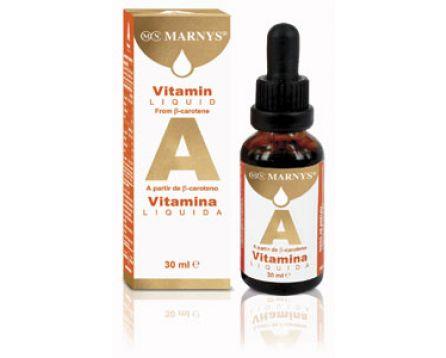 Marnys Tekutý vitamin A 30 ml