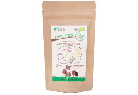 Ovocné Fruity Foodie BIO (kakao - vanilka) 15 g.