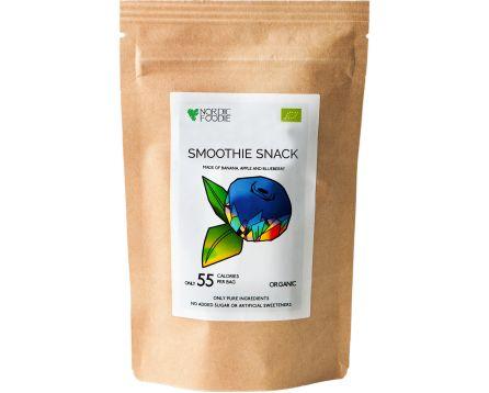Ovocný Smoothie Snack BIO borůvka