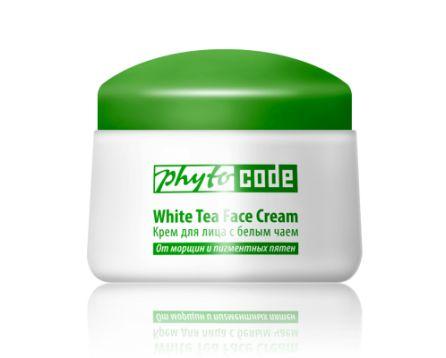 TianDe Phytocode krém s bílým čajem