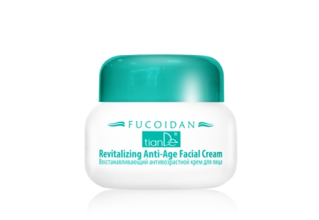 TianDe FUCOIDAN anti-aging krém na obličej