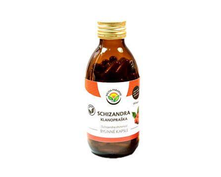 Schizandra - Klanopraška kapsle 120 kapslí