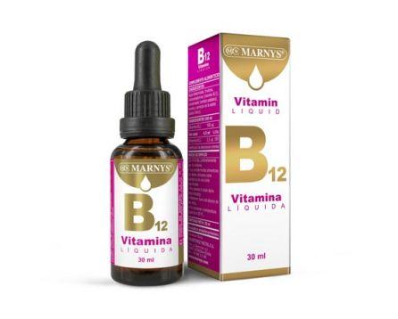 Marnys Tekutý vitamín B12 30 ml