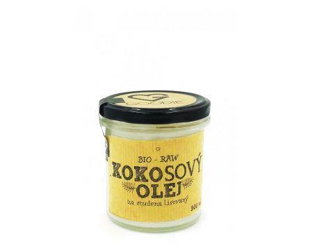 Kokosový olej BIO RAW 300 ml