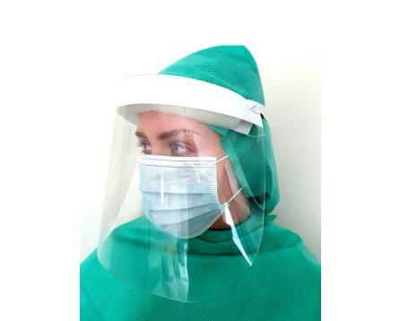 Ochranný obličejový štít jednorázový
