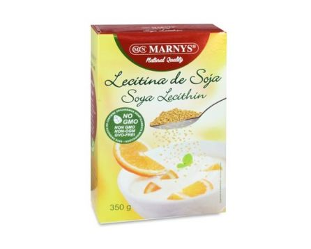 Marnys Sojový lecitin NO GMO 350 g