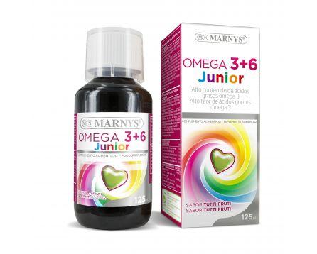 Marnys Omega 3+6 Junior 125 ml