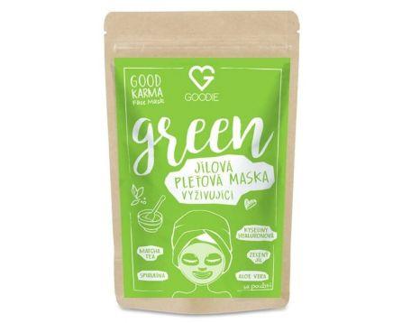 GREEN Face mask - jílová maska 30 g