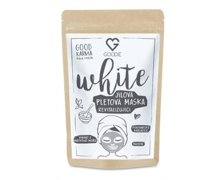 White Face mask - jilová maska 30 g