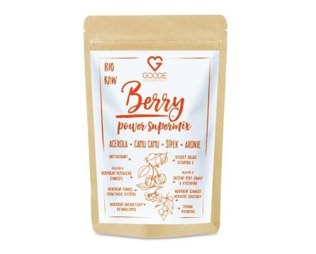 Berry Power Supermix BIO 150 g