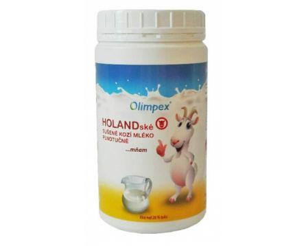 Holandské sušené kozí mléko plnotučné 360 gr.