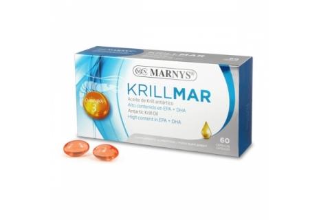 Marnys Krillmar 60 kapslí